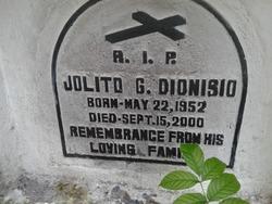 Jolito G Dionisio