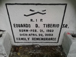 Eduardo D. Tiberio, Sr.