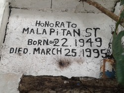 Honorato Malapitan, Sr.