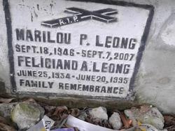 Feliciano A. Leong