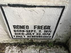 Romeo Fregil