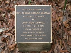 Rice Thomas Hopkins Gemmell