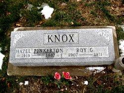 Hazell Dell <I>Pinkerton</I> Knox