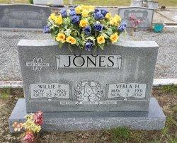 Verla Mae <I>Hall</I> Jones