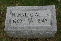 Nannie O. Alter