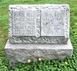 Adelia M Reed
