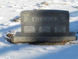 Lyda Lee <I>Beltz</I> Wetzbarger