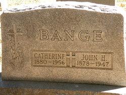 Mrs Catherine Bange