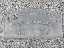 John Backhus