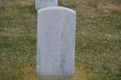 Billy Eugene Barron