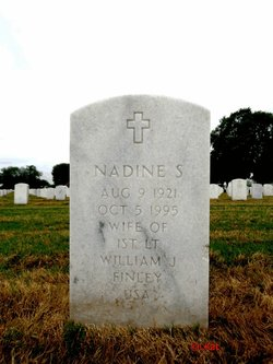 Nadine S Finley