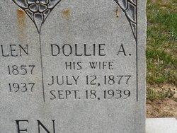 Dollie A. <I>Bryant</I> Allen