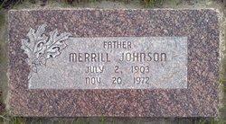 Merrill Johnson