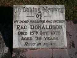 Reginald Donaldson