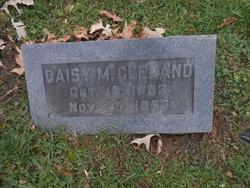 Daisy M. McClelland