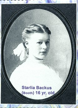 Starlie Adelia <I>Backus</I> Booth