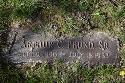 Arthur Conrad Pfund, Sr