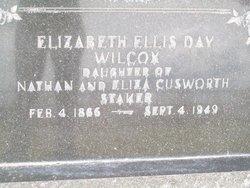 Elizabeth Ellis <I>Staker</I> Wilcox