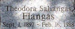Theodora Saliangas <I>Lekas</I> Flangas