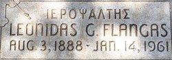 """Leonidas George """"Leo"""" Flangas"""