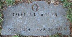 Eileen K. Adler