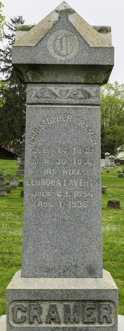 Leonora <I>Laverty</I> Cramer