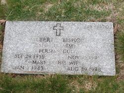 Albert J Bishop