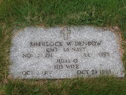 Sherlock W Denbow