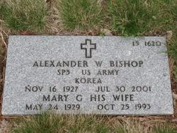 Mary G Bishop
