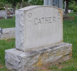 Agnes Virginia <I>Santmier</I> Cather