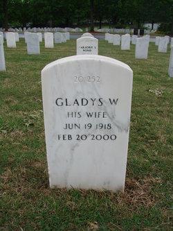 Gladys W <I>Harviston</I> Merrill