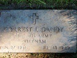 Forrest Lee Gandy