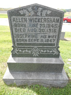 Josephine <I>Moore</I> Wickersham