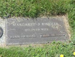 Margaret J. <I>Utley</I> Ringler