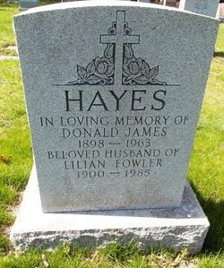 Lilian Minnie <I>Fowler</I> Hayes