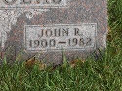 John R Nicholas