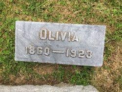 Olivia Ann <I>Young</I> Crawford