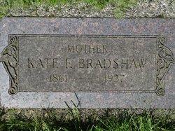 Kate <I>Fielder</I> Bradshaw