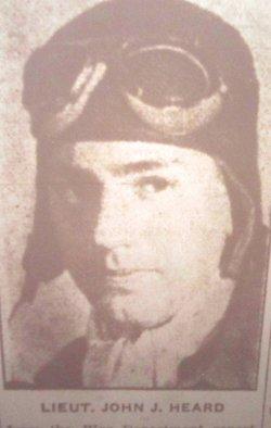 2Lt John Jesse Heard Jr.