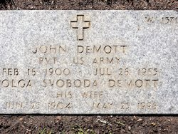 John Demott