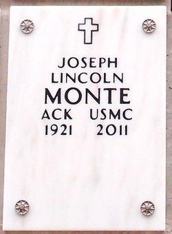 Joseph Lincoln Monte