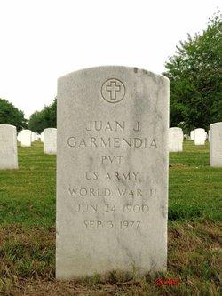 Juan J Garmendin