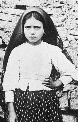 Saint Jacinta Marto
