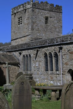 St. Michael and All Angels Churchyard