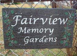 Fairview Memory Gardens
