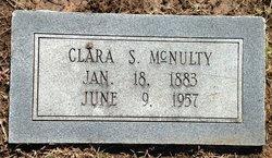Clara S McNulty