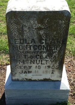 Leola Clare Montgomery