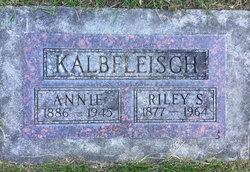 Annie <I>Lauritzen</I> Kalbfleisch