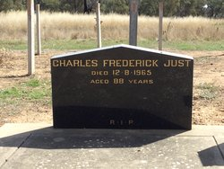 Charles Frederick Just
