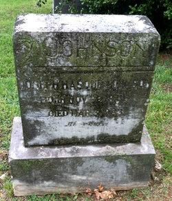 Pvt Joseph Hasque Johnson